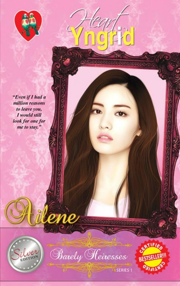 Ailene is Reprinted!
