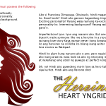 [TEASER] The Heroine