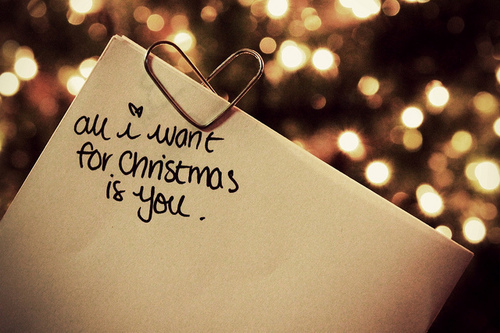 [Excerpt] All I Want For Christmas Is You