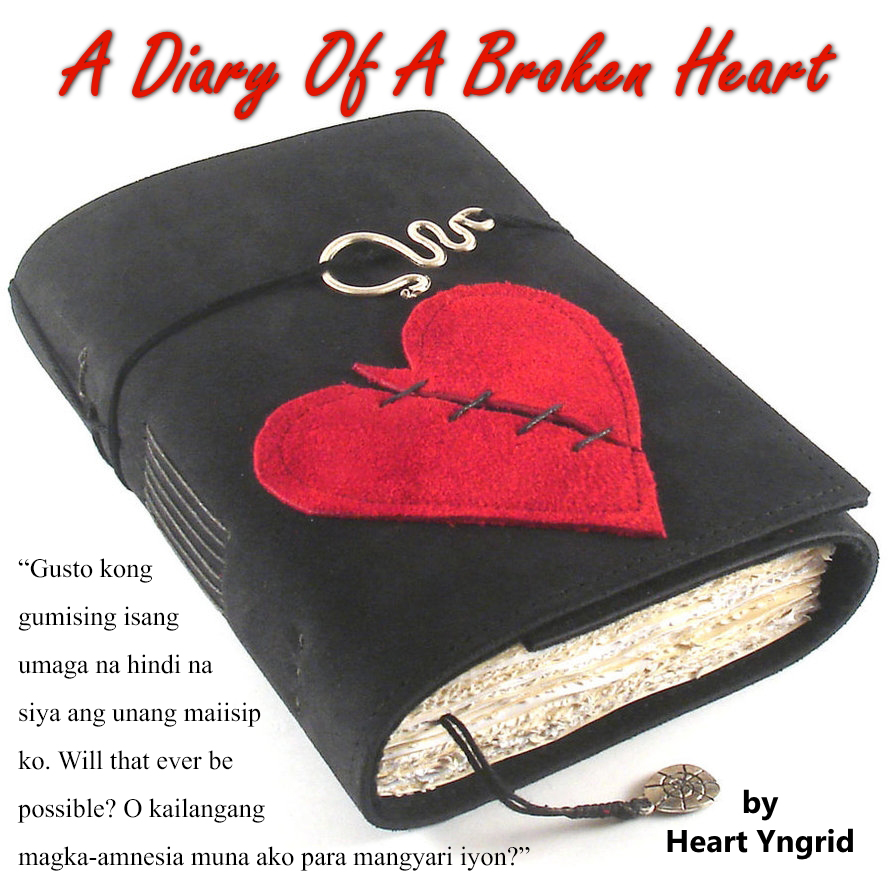 [Preview] A Diary Of A Broken Heart – Chapter One