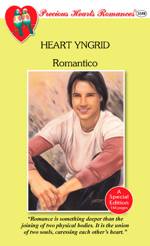 Romantico is now on ebook!