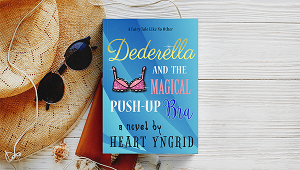 Dederella And The Magical Push-up Bra